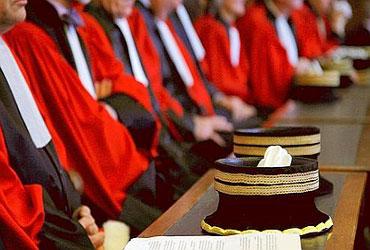 القضاء التونسي