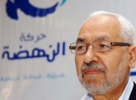 """راشد الغنوشي: رئيس حزب """"حركة النهضة"""""""