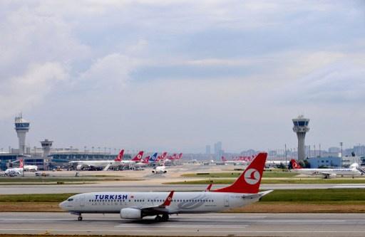 TURKEY-AVIATION-TRANSPORT-ECONOMY-STRIKE