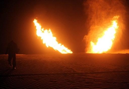 EGYPT-ISRAEL-JORDAN-ENERGY-GAS-BLAST