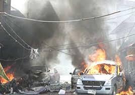 explosion - en egipte