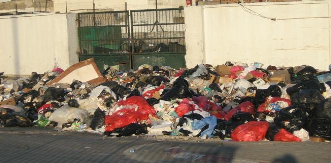 poubelle - en tunisie