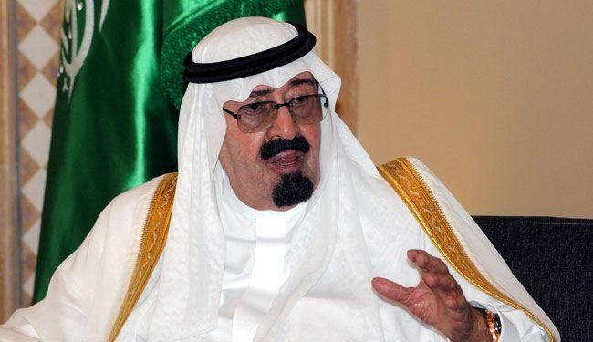 معلومات عن تدهور الوضع الصحي للملك السعودي