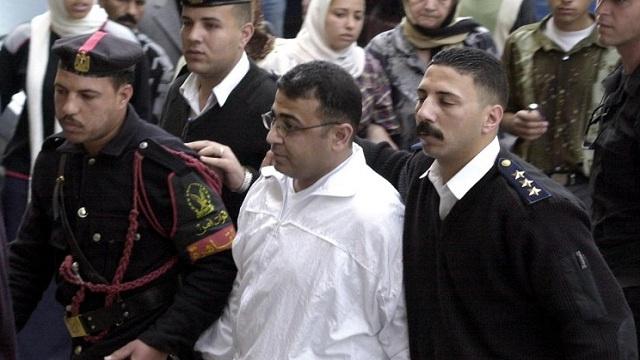 EGYPT-ISRAEL-SPY-JUSTICE