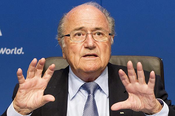 REUNION DEL COMITE EJECTUVIVO FIFA