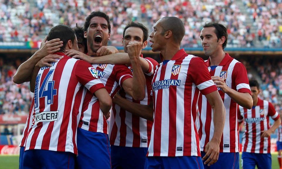 أتلتيكو مدريد يهزم إسبانيول بهدف يتيم و يواصل تمسكه بوصافة الليغا