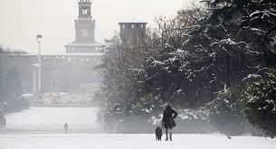 انهيار ثلجي في إيطاليا