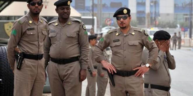 تبادل إطلاق النار في السعودية
