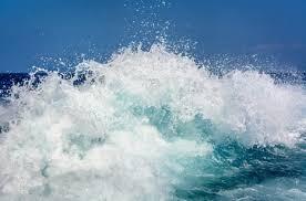 البحر الهائج