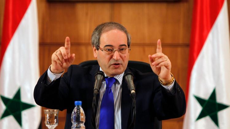 نائب وزير الخارجيّة السوري