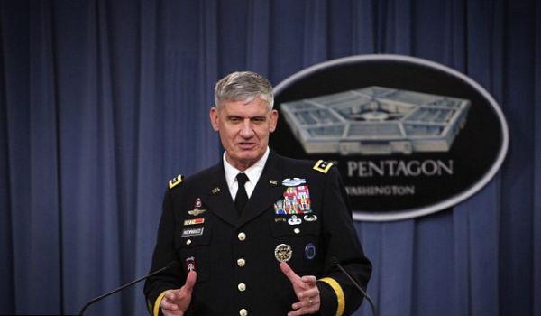 قائد القوات الأمريكيّة