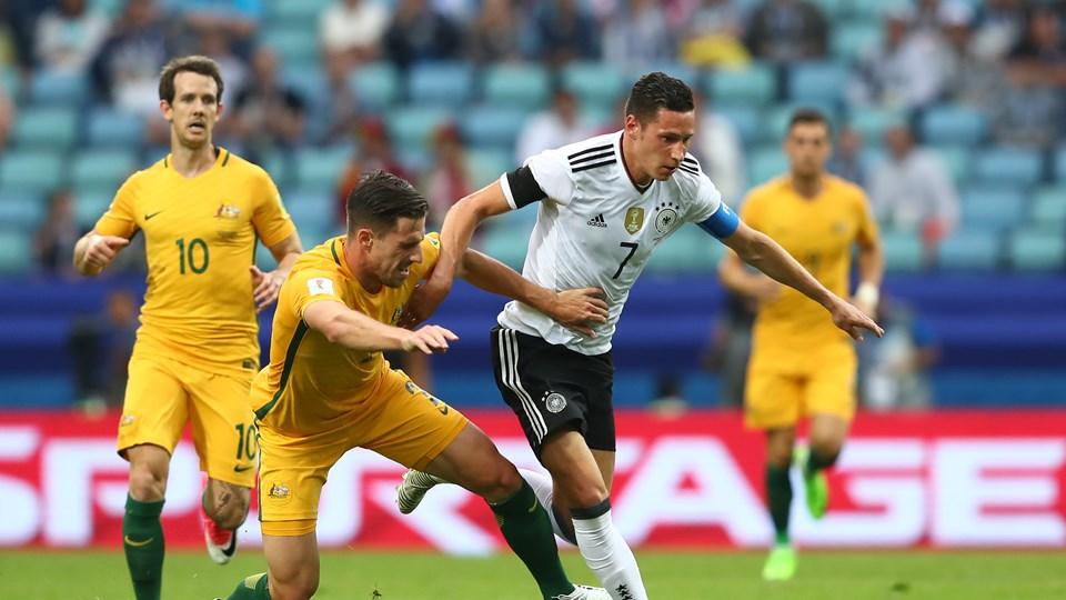 فوز المانيا على استراليا 3-2 — كأس القارات