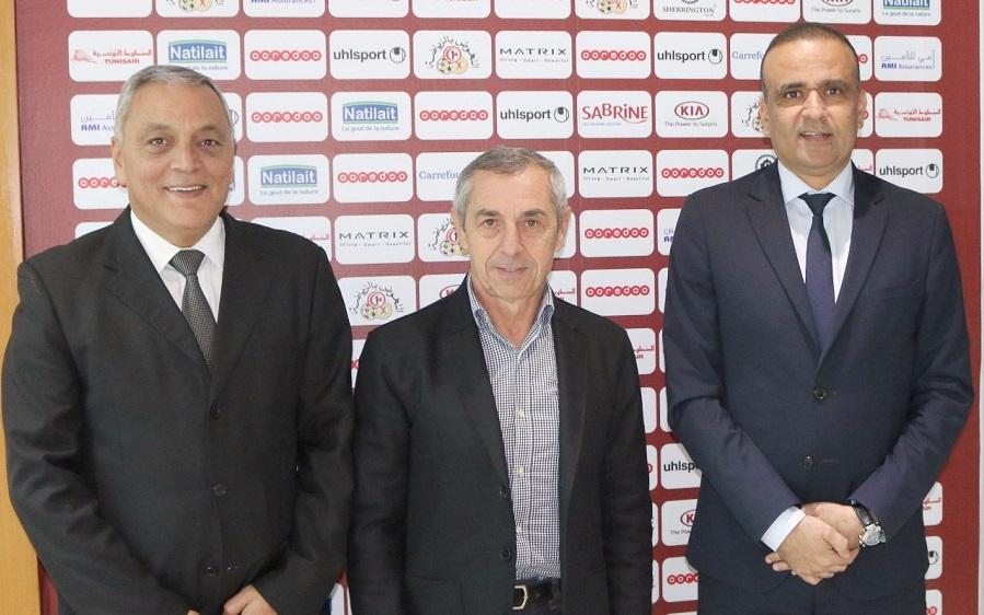 الجامعة التونسية لكرة القدم تكشف رسميا  عن المدرب الجديد للمنتخب الوطني