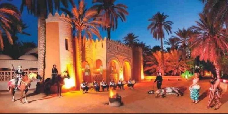 تونس: في غضون أسبوع..امتلاء الوحدات السياحية في توزر بنسبة 90 بالمائة